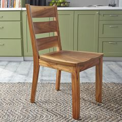 Forest Retreat Pair of Side Chairs by Home Styles,