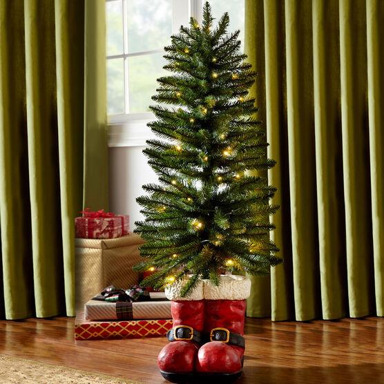 Santa Boots Tree,