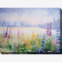 Midsummer Morn Wall Art,