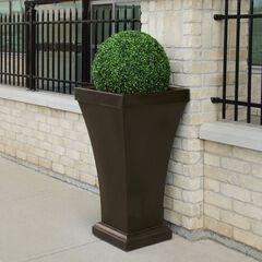 "Bordeaux 40"" Tall Planter,"
