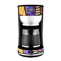 Kalorik by Britto 10-cup Coffee Maker, Multicolor Design,