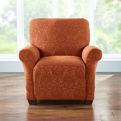 BH Studio Ikat Stretch Recliner Slipcover,