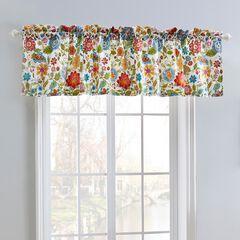 Astoria Spice Window Valance ,