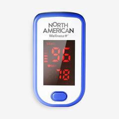 Fingertip Oxygen Meter,