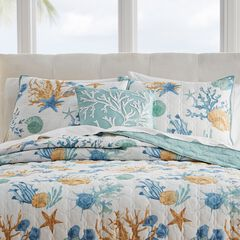 Coastal Sq. Pillow,