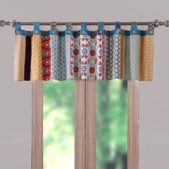 Thalia Window Valance by Greenland Home Fashions,