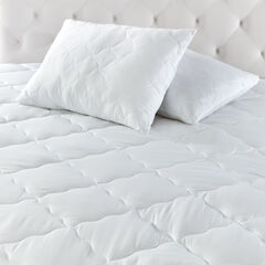 Pillow & Pad Set, WHITE