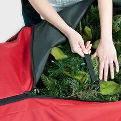 Rolling Christmas Tree Duffle ,