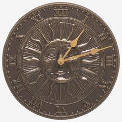 Sunface Clock,