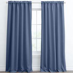 Lucas Rod-Pocket Curtain,
