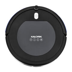 Kalorik Home Ionic Pure Air Robot Vacuum, Black and Gray,
