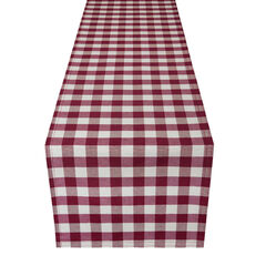 Buffalo Check Table Runner - 13-in x 48-in,