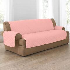 BH Studio Water-Repellent Microfiber Extra-Long Sofa Protector,