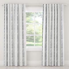 Unlined Curtain,