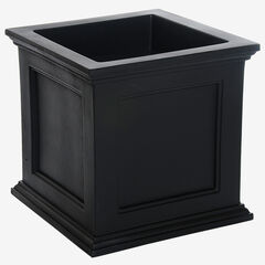"Mayne® Fairfield 20""Sq. Patio Planter,"