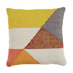 Parker Woven Decorative Pillow,