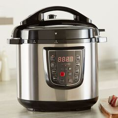 10-In-1 6-Lt. Pressure Cooker,