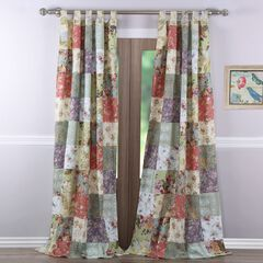 Blooming Prairie Curtain Panel Pair ,