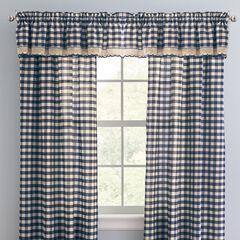 Buffalo Plaid Curtain,
