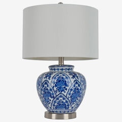 Antalya Blue Table Lamp, BLUE