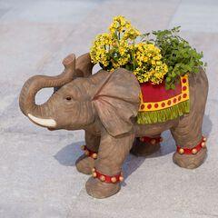 Elephant Planter,