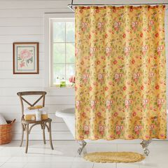 13-Pc. Harvest Shower Curtain Set,