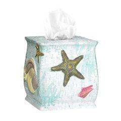 Atlantic Tissue Box,