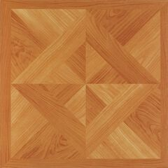 "Tivoli 12"" x 12"" Self Adhesive Vinyl Floor Tile, CLASSIC LIGHT OAK"