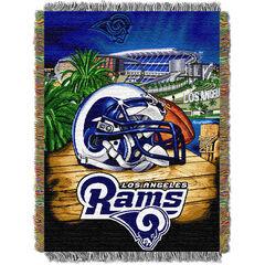 Rams Home Field Advantage Throw,