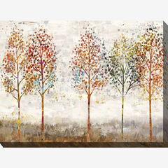 Young Forest Wall Art,