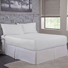 Bed Tite™ 1500-TC. Cotton-Rich Sheet Set,