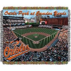 Orioles Camden Yards Stadium Throw,