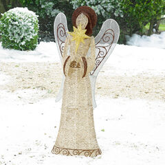 Medium Crystal Splendor Angel ,