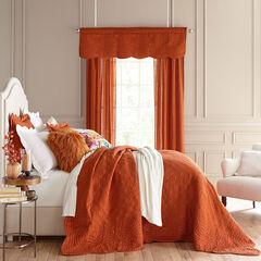 Florence Oversized Bedspread, SPICE