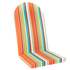 Adirondack Chair Cushion, COVERT BREEZE
