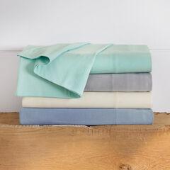 BedTite™ Cotton Jersey Knit Sheet Set, YELLOW