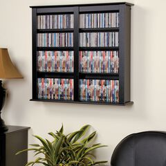 Double Wall Mounted Storage,