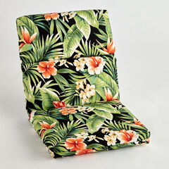 Universal Chair Cushion, CYPRESS MIDNIGHT