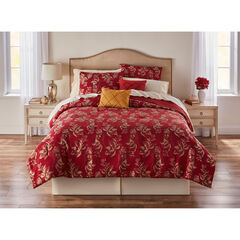 Elizabeth 5-PC. Jacquard Comforter Set,