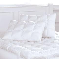 200-TC Cotton Puff Pillow,