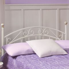 "Full Headboard with Headboard Frame, 63½""Lx53½""Wx54½""H,"