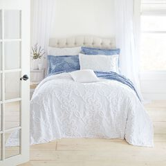 Flora Chenille Bedspread Collection,