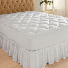 Satin Bed Tite™ Topper,