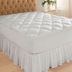 Satin Bed Tite™ Topper,
