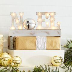 Noel Marquee Sign,