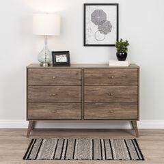 Milo 6-Drawer Dresser,