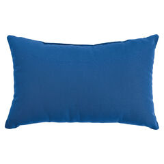 "20"" x 13"" Lumbar Pillow, POOL"