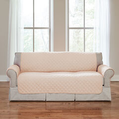 BH Studio® Water-Repellent Microfiber Sofa Protector,