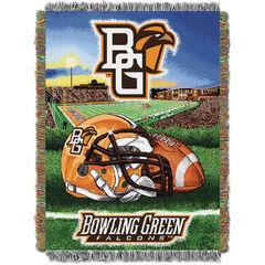 Bowling Green HFA Throw,
