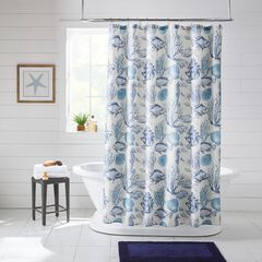 Caribbean Joe 14-Pc. Shower Curtain Set,